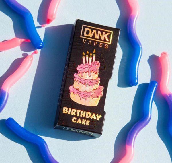 BIRTHDAY CAKE DANK VAPES