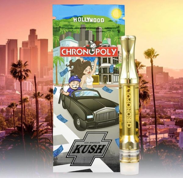 BUY CHRONOPOLY LOS ANGELES KUSH CARTS ONLINE