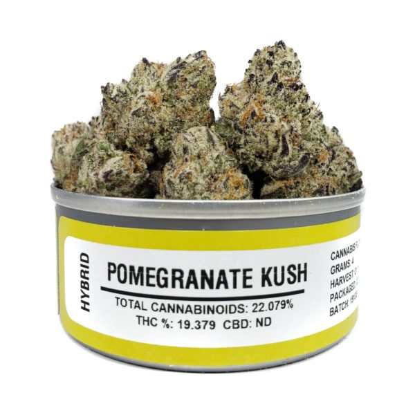 Buy Pomegranate Kush Space Monkey Meds