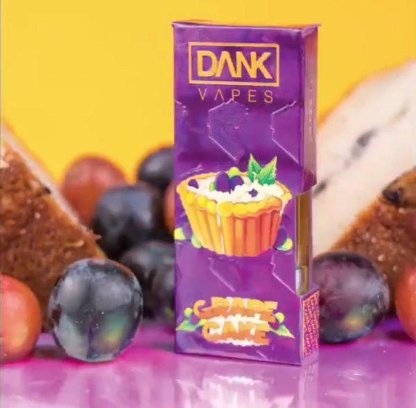 BUY GRAPE CAKE DANK VAPE