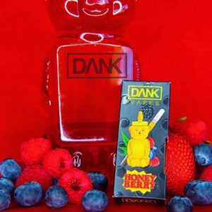 HONEY BERRY DANK VAPES