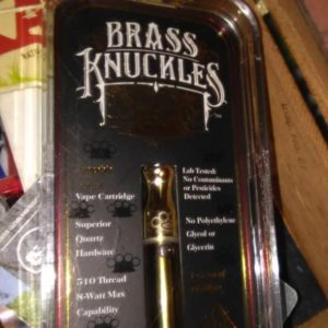 buy Blue dream brass knuckles online