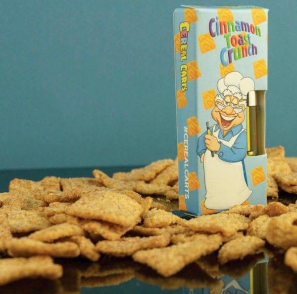 buy Cinamon toasr crunch cereal carts online