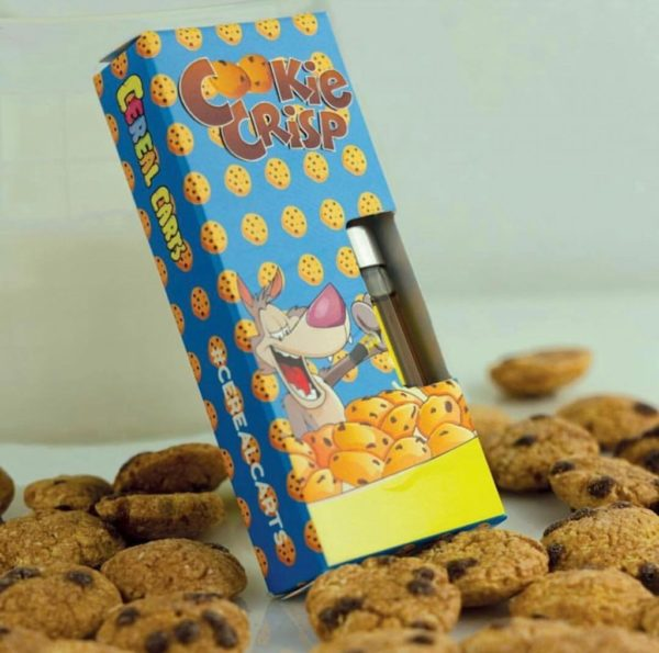 buy Cookie crisp cereal carts online