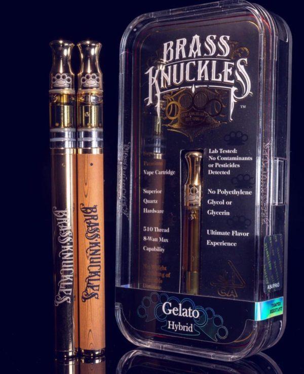 buy Gelato brass knuckles online