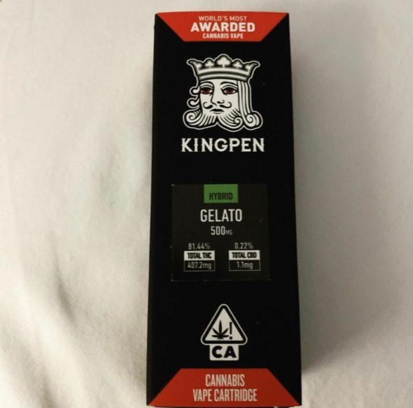 buy Gelato king pen online