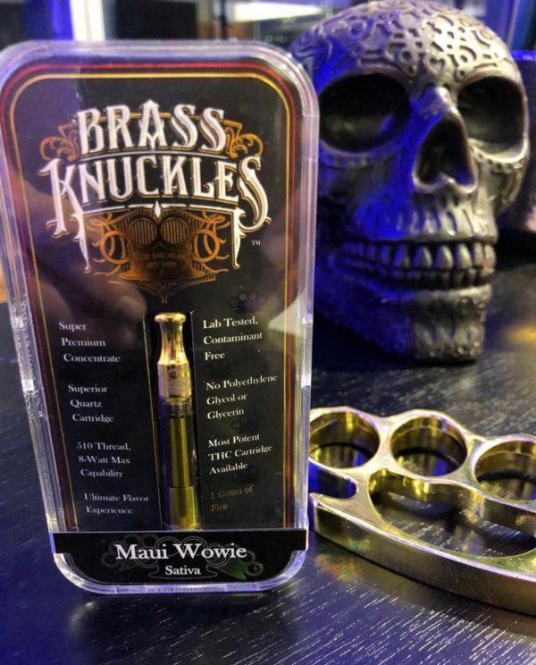 buy Maui wowie brass knuckles online