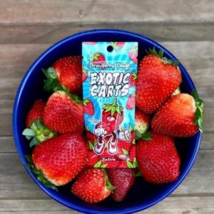 buy strawberry cough exotic carts online