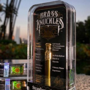 buy strawberry cough sativa brass knuckles online