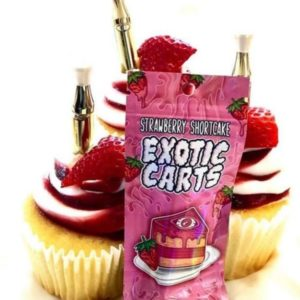 buy strawberry shortcake exotic carts online